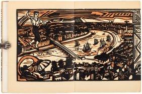 Ausstellung Kunsthutte Chemnitz 1931 Erich Heckel Art