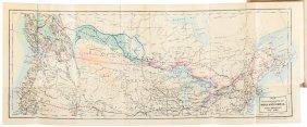 Overland Through British North America 1868