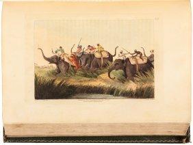 Williamson's Oriental Field Sports 1st Quarto Edition