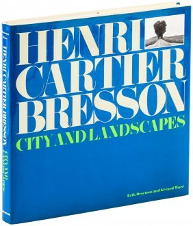 Henri Cartier-bresson Signed First Edition