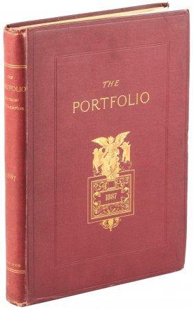 P.g. Hamerton 1887 The Portfolio