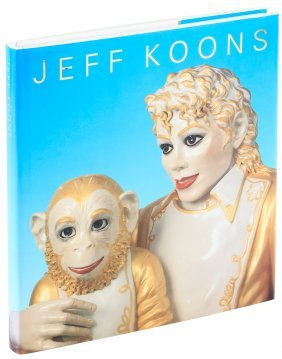 Jeff Koons Signed