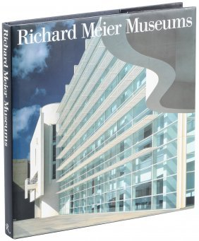 Richard Meier Museums - Inscribed