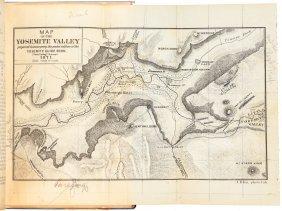 Yosemite Guide-book With Maps 1871