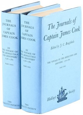 The Journals Of Captain James Cook Volume Three