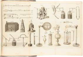 George Adams Essay On Electricity 1784