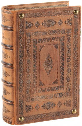 1685 Martin Luther Bible In German