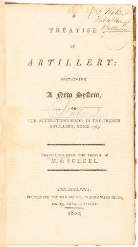 A Treatise Of Artillery 1800