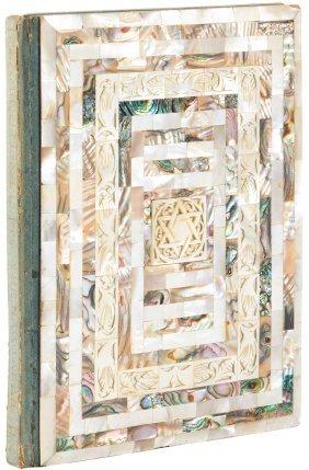 Arthur Szyk's Haggadah In A Mosiac Binding