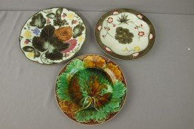 WEDGWOOD Lot Of 3 Plates, Nice Lot