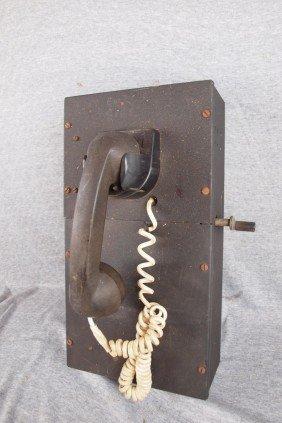 Stromberg Carlson Railroad Telephone