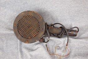 Railroad Engine Speaker