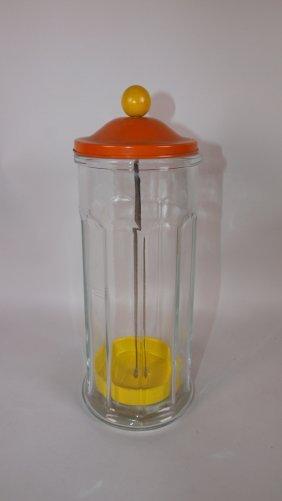 Fiesta Glass Go-along Straw, Jar