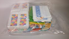 Fiesta Lot Of Table Linens