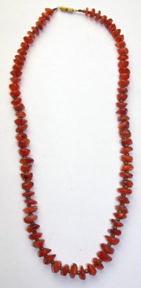 Granite Stone Necklace