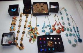 Joan Rivers Lot Of Jewelry
