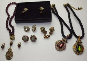 Heidi Davis Lot Of Jewelry