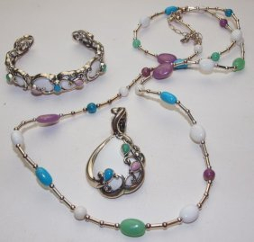 Carolyn Pollack Sincerely Southwest Sterling Silver
