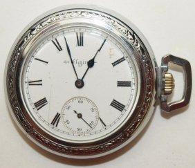 Elgin O.f. Pocket Watch