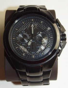 Armani Exchange Ax1116 Stainless Mens Wrist Watch