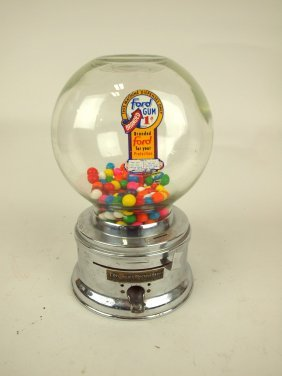 Ford One Cent Gumball Machine