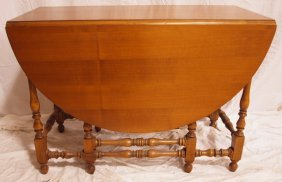 Gateleg Drop Leaf Table