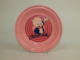 Fiesta Post 86 Looney Tunes Prototype Pie Baker Baker