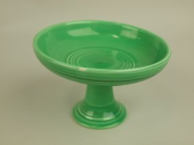 Fiesta Sweets Compote, Green Marked Hlc, Tilted