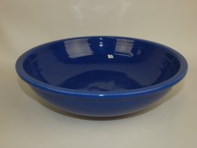 "Fiesta 11 3/4"" Fruit Bowl, Cobalt"