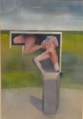 JACK BARNETT - SURREAL NUDES, , Signed And Dated