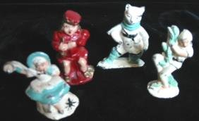 Tommy Toy Collection Lot Of 4