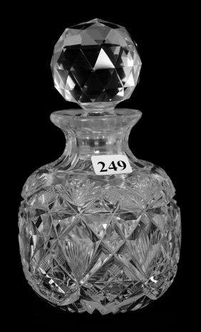 "Cologne Bottle - 7"" - Abcg - Brazilian Pattern By"