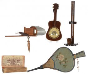 (5) Assorted Items Including