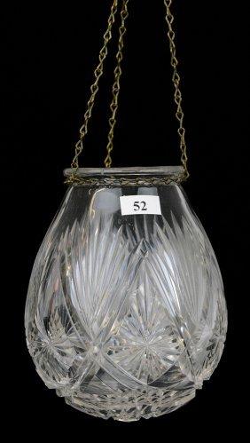 """Hanging Flower Vase - 6 1/2"""""""