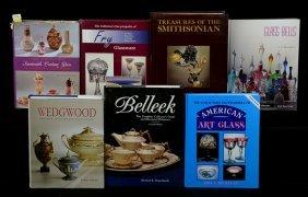 (7) Books Including: