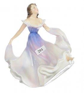 "7"" Royal Doulton Figurine"