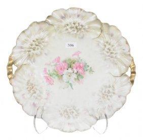 "11"" Rsp Sunflower Mold Cake Plate"