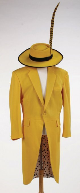 Jim Carrey Coat And Hat From Quot The Mask Quot Lot 131