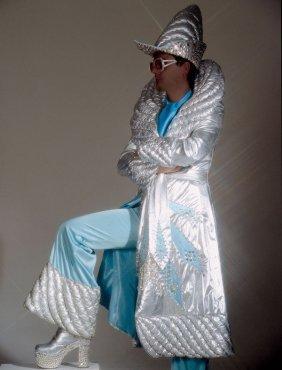 Elton John Costume By Bob Mackie Lot 742