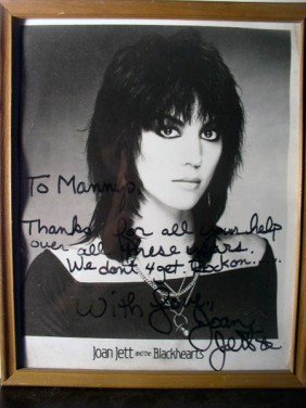 Two Joan Jett