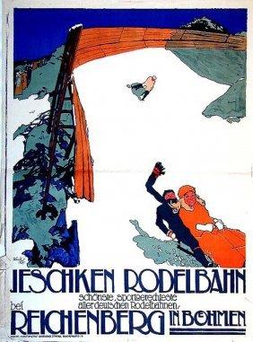Jeschken Rodelbahn / Reichenberg