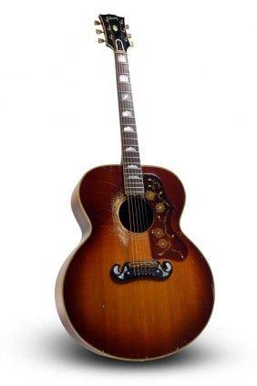 1965 Gibson J-200 Custom, Gordon Waller (peter &