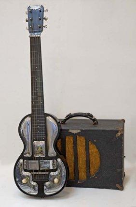 Rickenbacher Electro B Spanish Guitar & 1937 Rickenbach