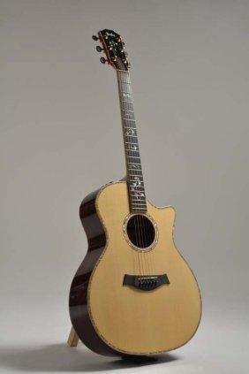 2002 Taylor 914ce-ltd, Robert Yelin Collection