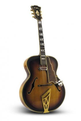 1944 D'angelico New Yorker