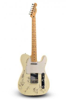 Signed Vh1 Honors Fender Telecaster