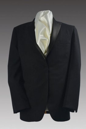 Black Mohair Tuxedo