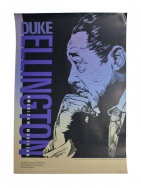 Duke Ellington American Musician