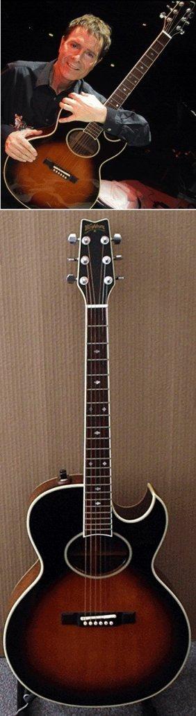 Cliff Richard's Washburn Guitar