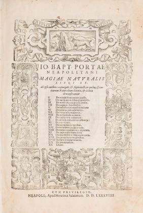 Della Porta, Giovanni